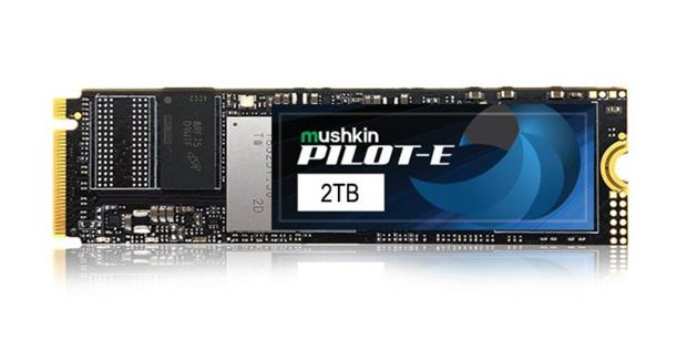 SSD NVMe M.2 Pilote-E de Mushkin