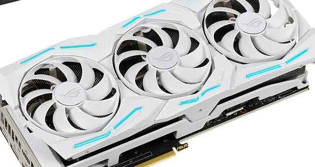 ROG Strix RTX 2080 Super White Edition