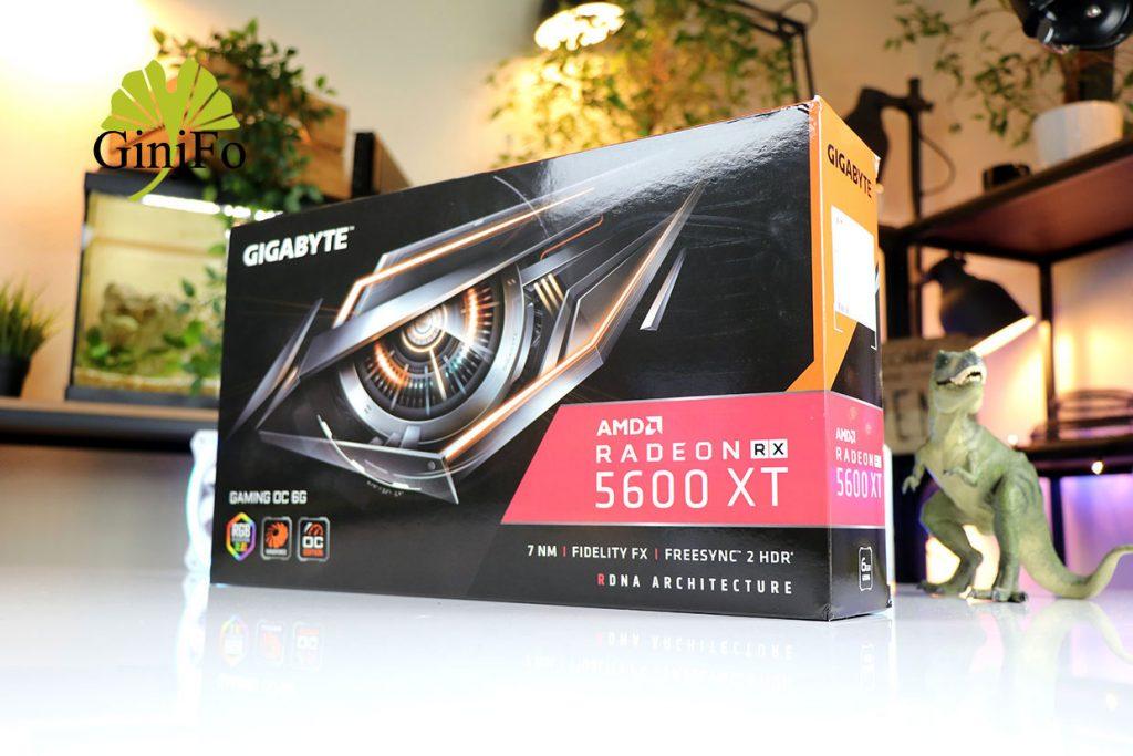 Radeon RX 5600 XT GAMING OC 6G