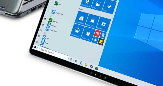 Windows 10 v2004 est enfin disponible pour tout le monde - GinjFo