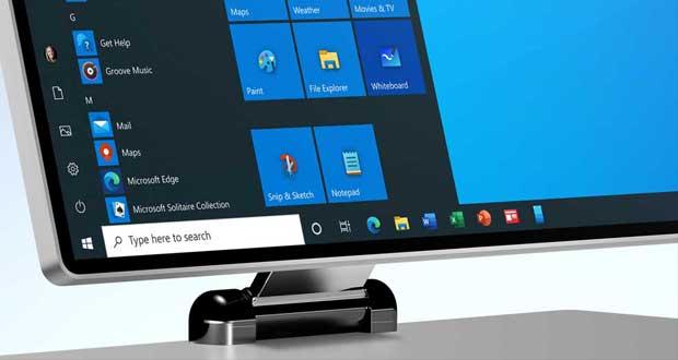 Windows 10 et les nouvelles icônes