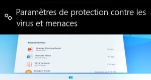 Windows 10X et Windows Defender