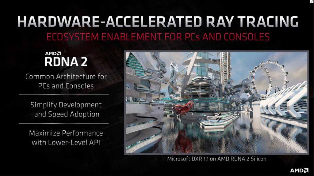 Architecture GPU RDNA 2 d'AMD