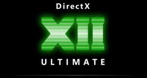 API DirectX 12 Ultimate