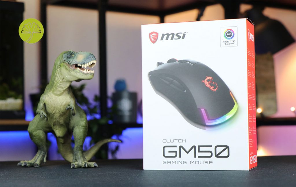 Souris gaming Clutch GM50 de MSI