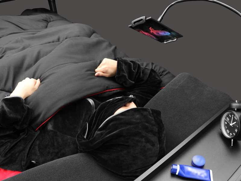 Le Gaming Bed de Bauhütte