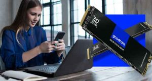 SSD PX500 NVMe PCIe 3.0 x4 de Goodram