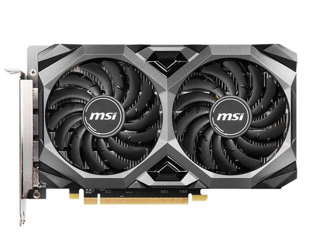 Radeon RX 5500 XT MECH 8G OC de MSI