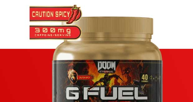 Boisson Spicy Demon'ade (BFG Edition) de Gatorade