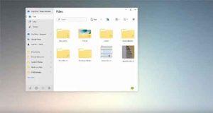 Le nouvel Explorateur de fichiers de Windows 10