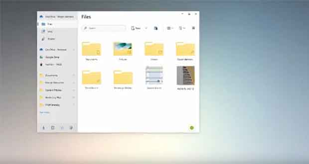 Le nouvel Explorateur de fichiers de Windows 10