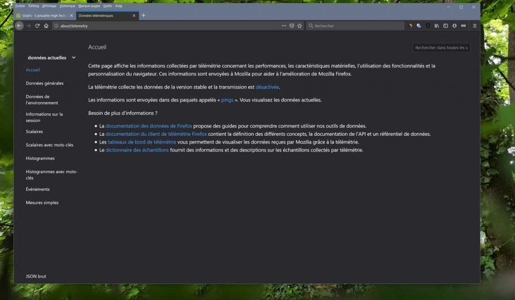 Firefox 75 de Mozilla