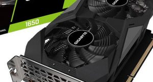 GeForce GTX 1650 GDDR6 de Gigabyte