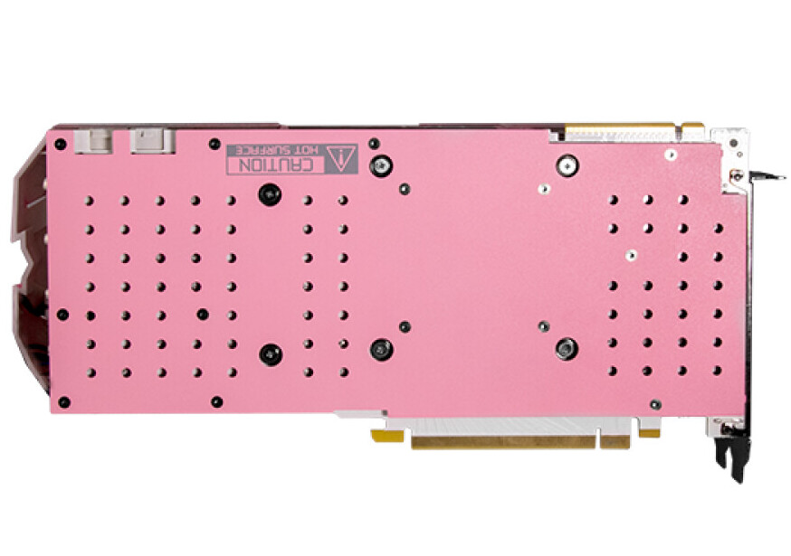 GeForce RTX 2070 Super EX Pink Edition