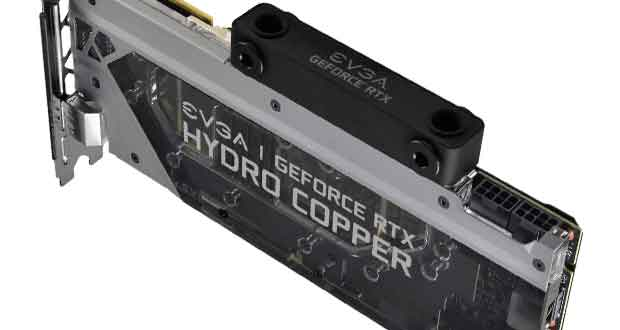 GeForce RTX 2080 Ti XC Hydro Copper
