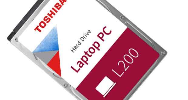 Disque dur L200 de Toshiba