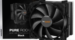 Ventirad Pure Rock 2 Black de Be Quiet !