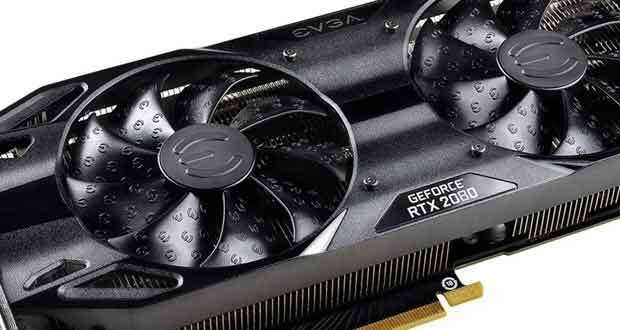 GeForce RTX 2080 Super KO d'EVGA