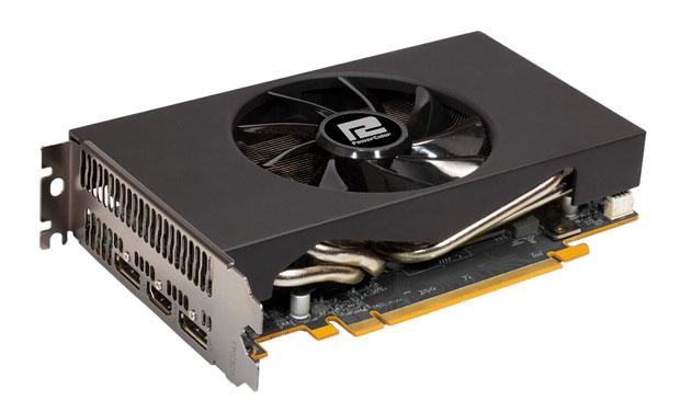Radeon RX 5600 XT ITX de PowerColor