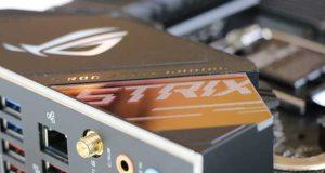 ROG Strix Z490-E Gaming d'Asus