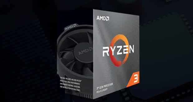 Ryzen 3 3000 series d'AMD