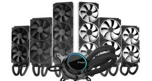 Watercooling AIO Celsius+ de Fractal Design