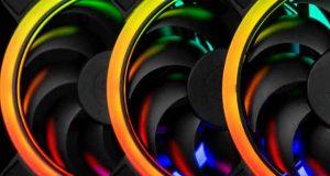 Ventilateur Corona HP EVO ARGB de SilentiumPC