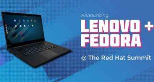 Lenovo - Ordinateur portable et Fedora