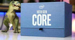 Processeurs Intel Core i9-10900K et Core i5-10600K Comet Lake-S