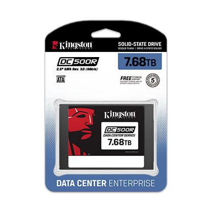 SSD DC500R de 7.68 To de Kingston