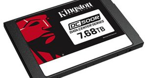 SSD DC500R de 7.68 To de Kingston