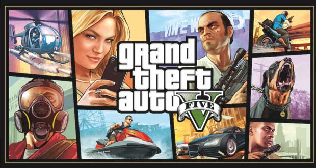 GTA 5 alias Grand Theft Auto V