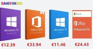 GameFun365 - Windows 10 et la suite bureautique Microsoft Office