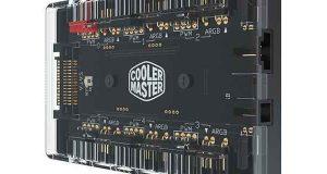 Masterfan ARGB PWM Hub (MFX-ZHHN-1NNN6-R1) de Cooler Master