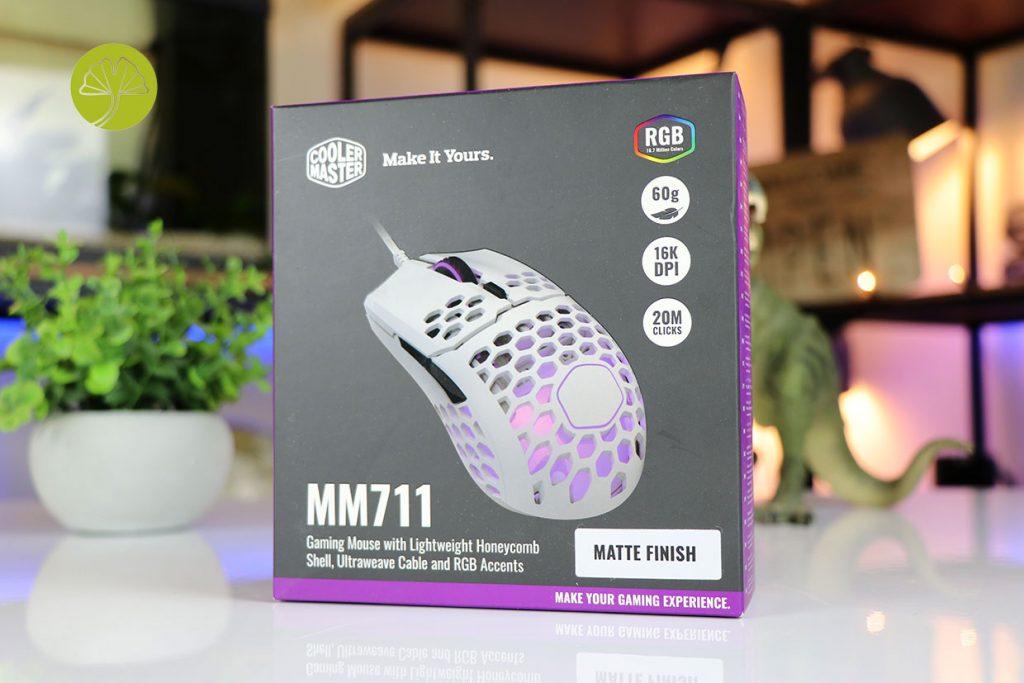 Souris MM711 de Cooler Master