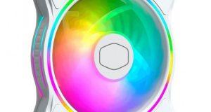 MasterFan MF120 Halo White Edition,