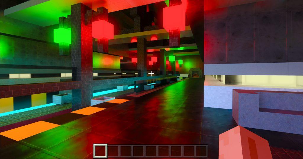 GeForce RTX 2080 Super Gaming X Trio - Minecraft RTX