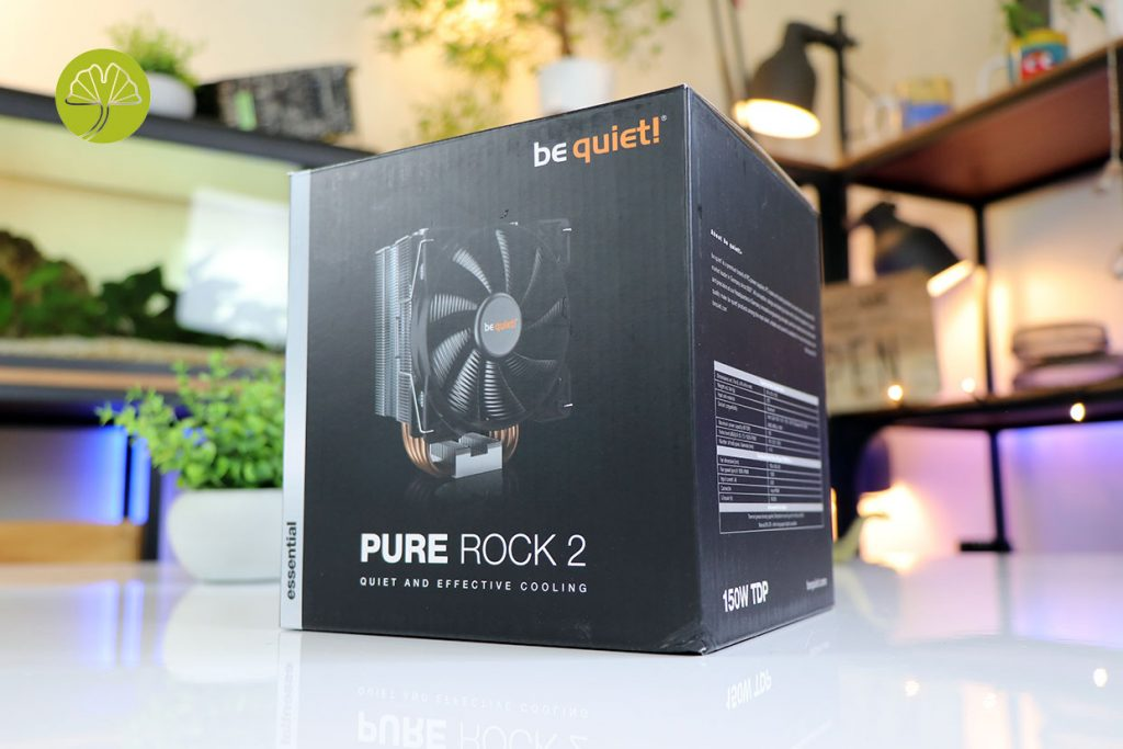 Ventirad Pure Rock 2 de Be Quiet