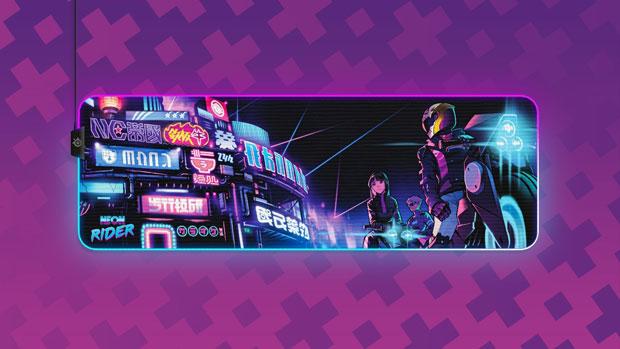 QcK Prism XL Neon Rider Edition