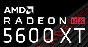 Radeon RX 5600 XT d'AMD