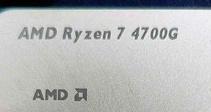 APU Ryzen 7 4700G