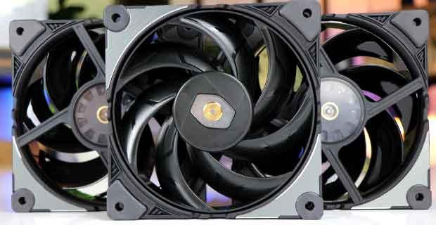 Ventilateur MasterFan SF120M