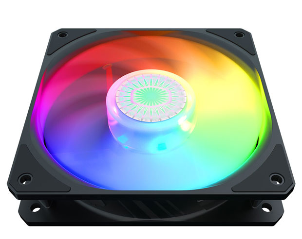 Ventilateurs Sickleflow 120 mm V2 de Cooler Master