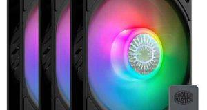 Ventilateurs Sickleflow 120 mm V2 de Cooler Master