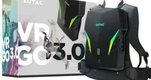 Le VR GO 3.0 de Zotac