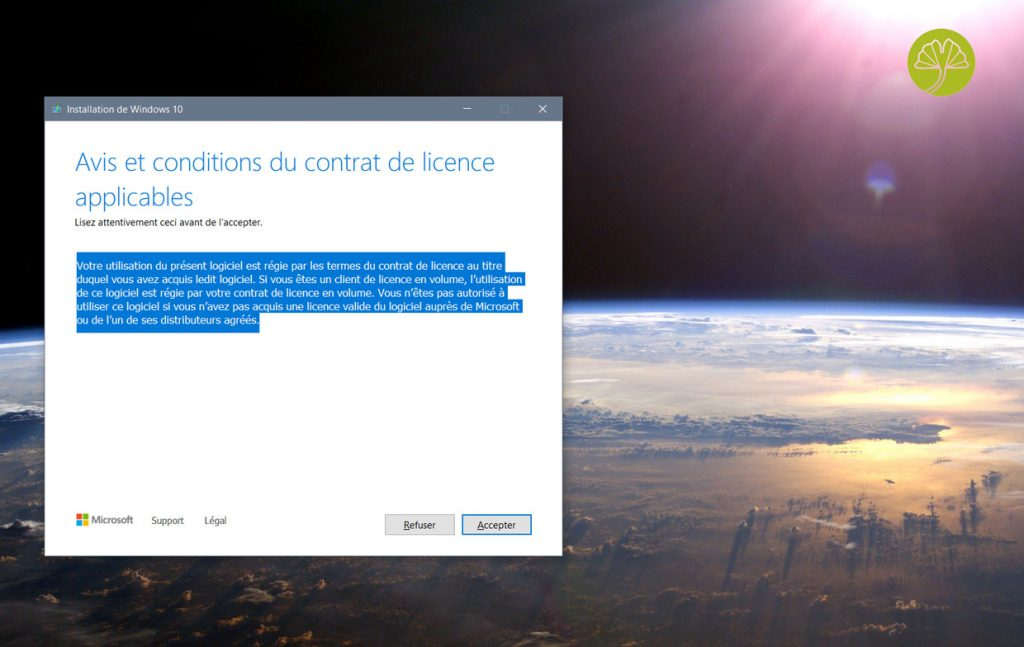 Media Creation Tool et Windows 10 May 2020 Update