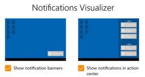 Windows 10 v2004 et la gestion des notifications