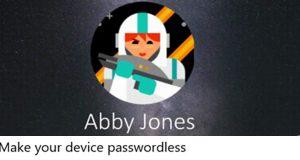 Windows 10 v2004 - Option pour supprimer l'utilisation des mots de passe