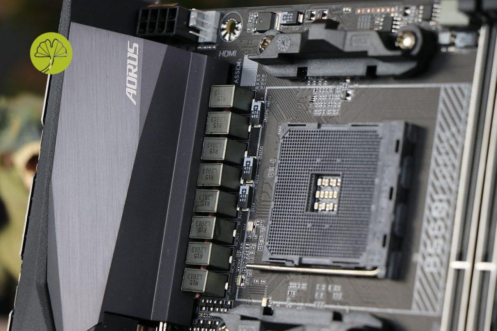 B550I Aorus Pro AX