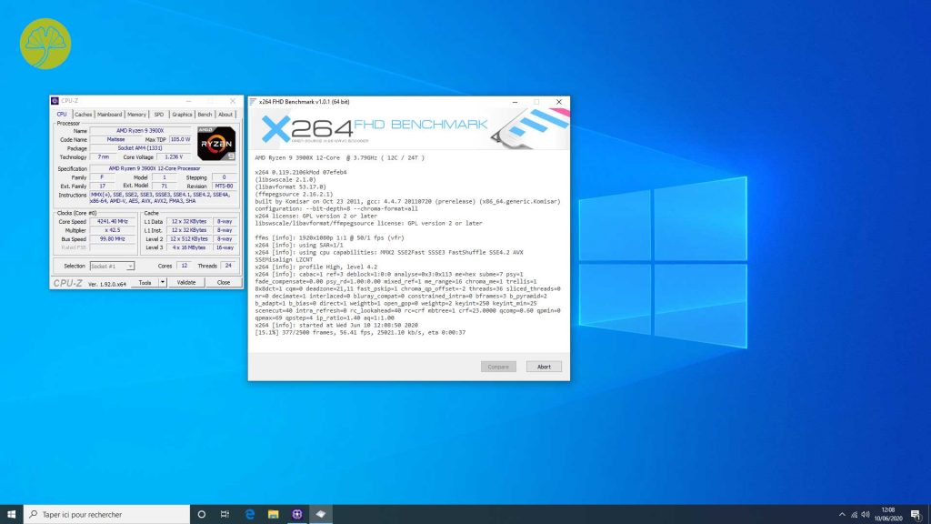 B550I Aorus Pro AX - Suite logicielle Windows